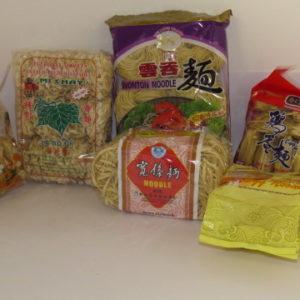Nouilles de blé