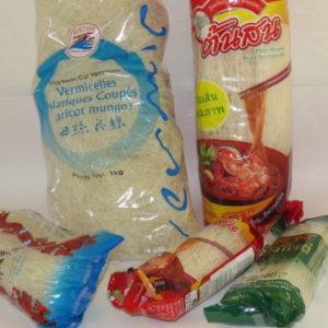 Nouilles de soja